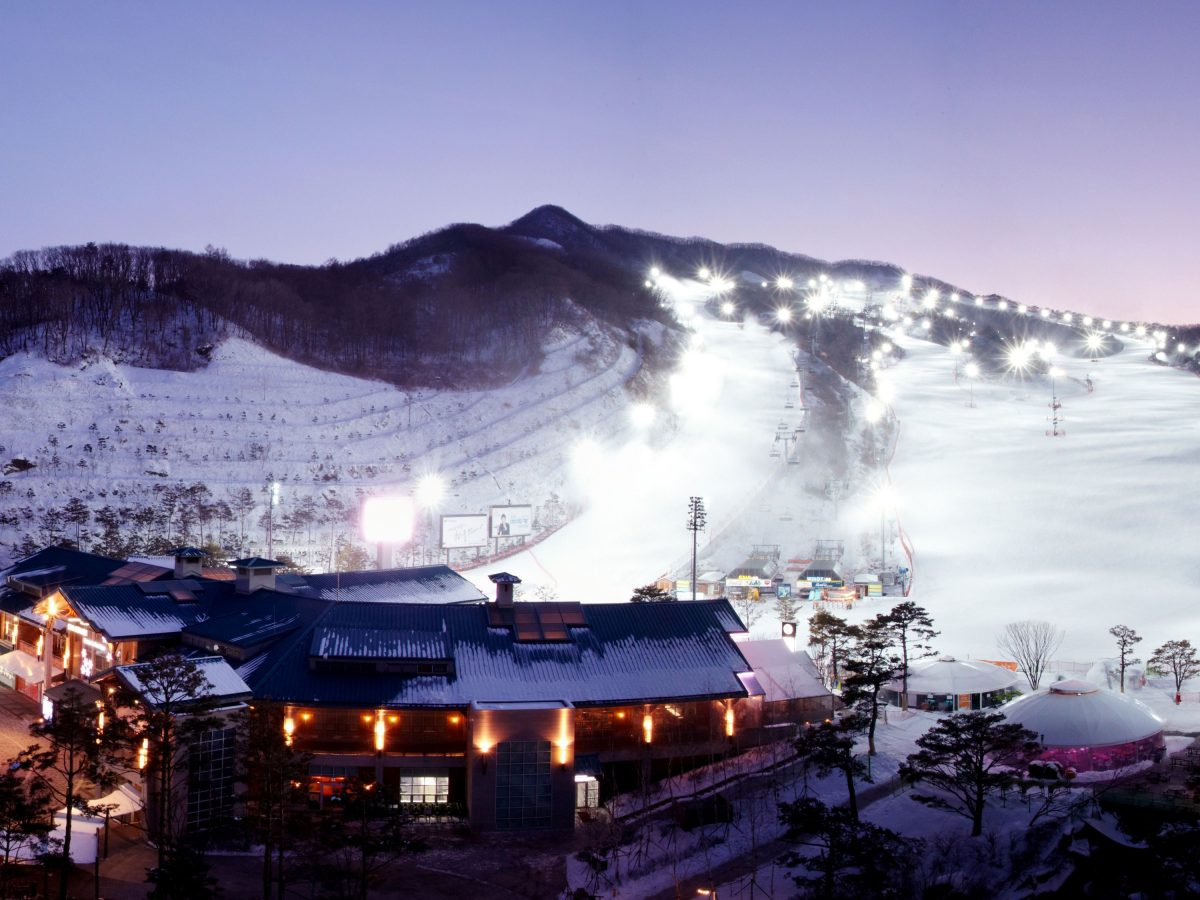 Konjiam Ski Resort