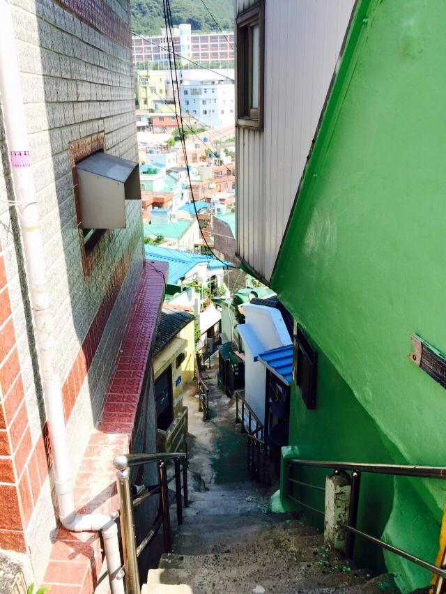 Gamcheon Culture Village-