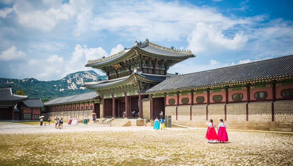 Paket Tour ke Korea Selatan 7 Hari September / Musim Gugur (Autumn) 2019
