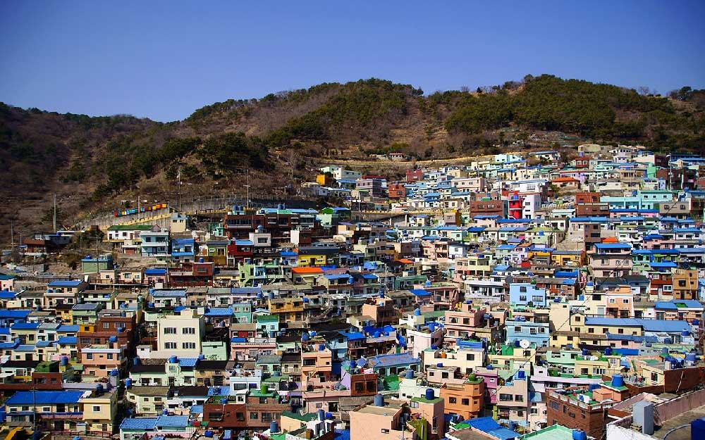 Pesona Gamcheon Culture Village
