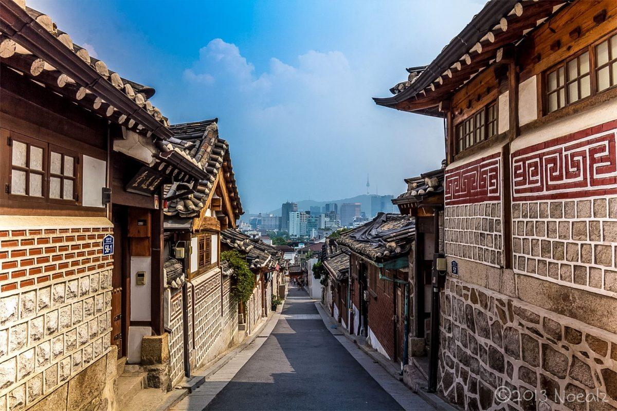 Bukchon Hanok Village, Desa Tradisional Korea di Tengah Kota Modern Seoul