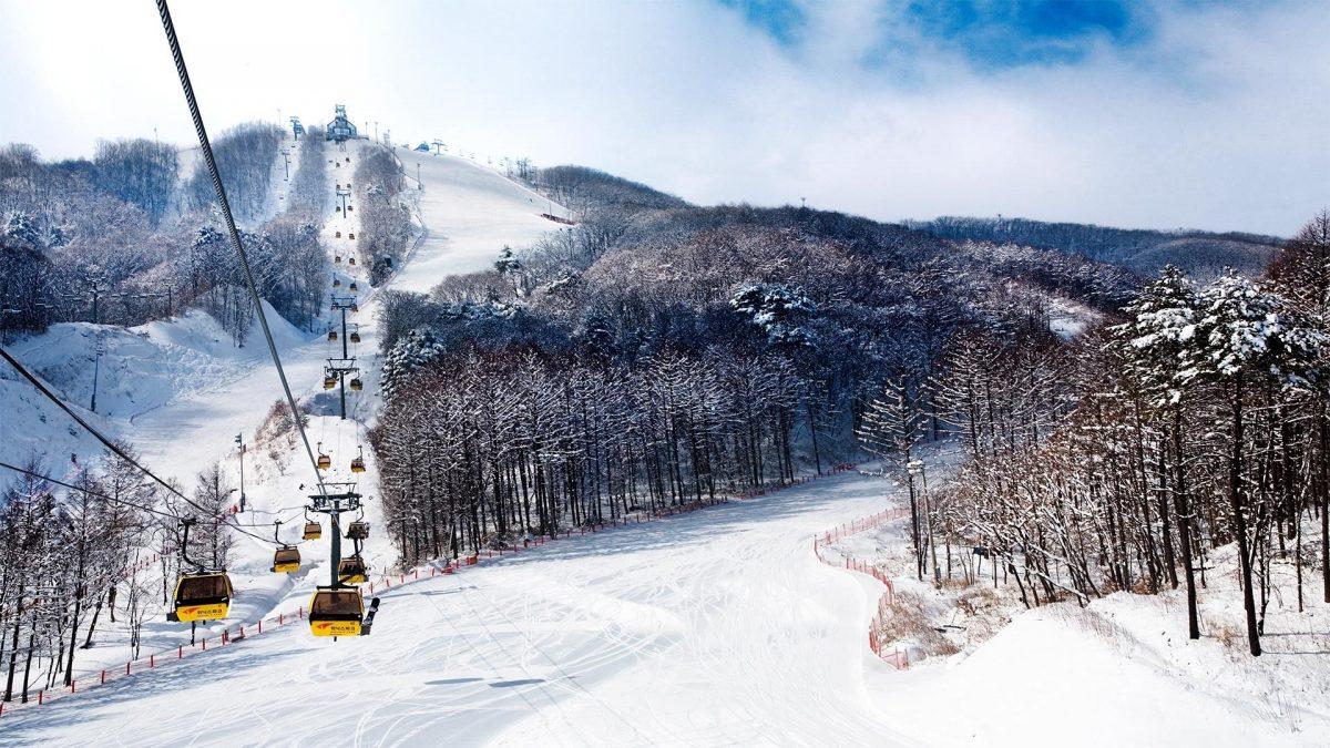Paket Tour ke Korea Selatan 6 Hari 5 Malam Februari Musim Dingin (Winter) 2019