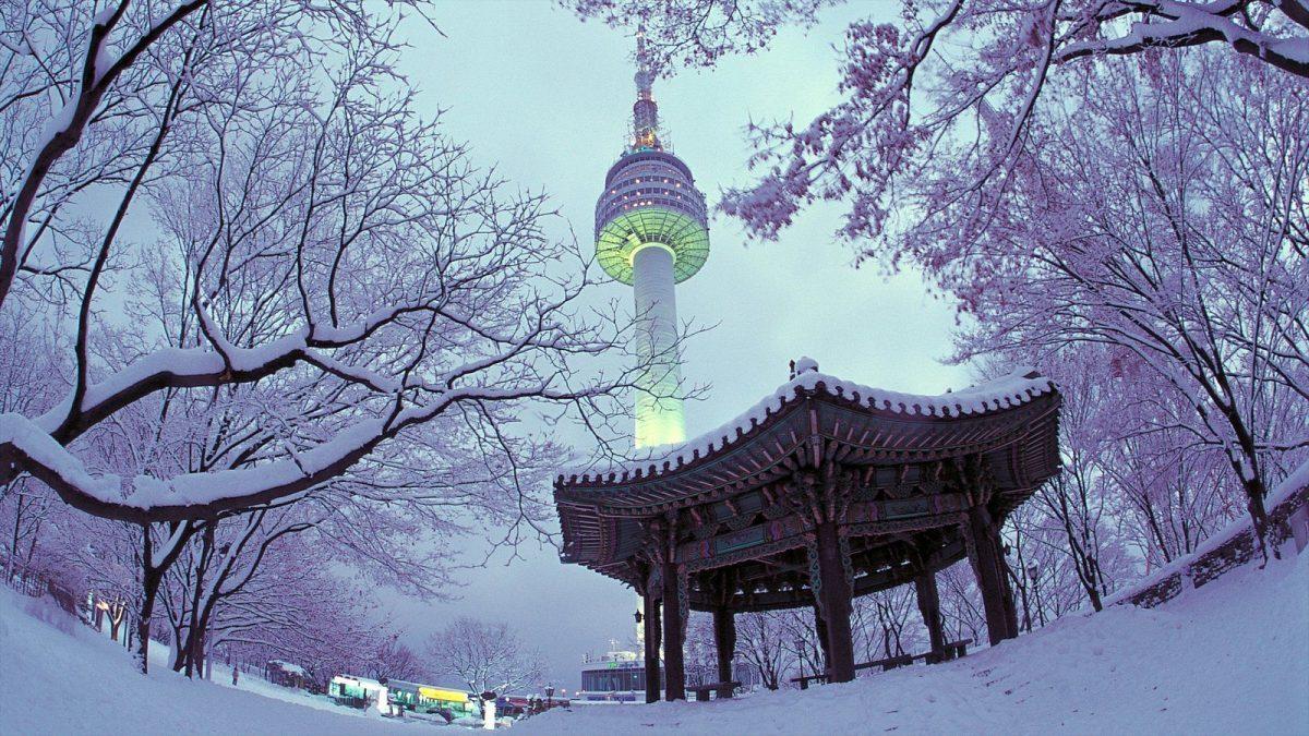 Paket Tour ke Korea Selatan 6 Hari 5 Malam Januari Musim Dingin (Winter) 2019