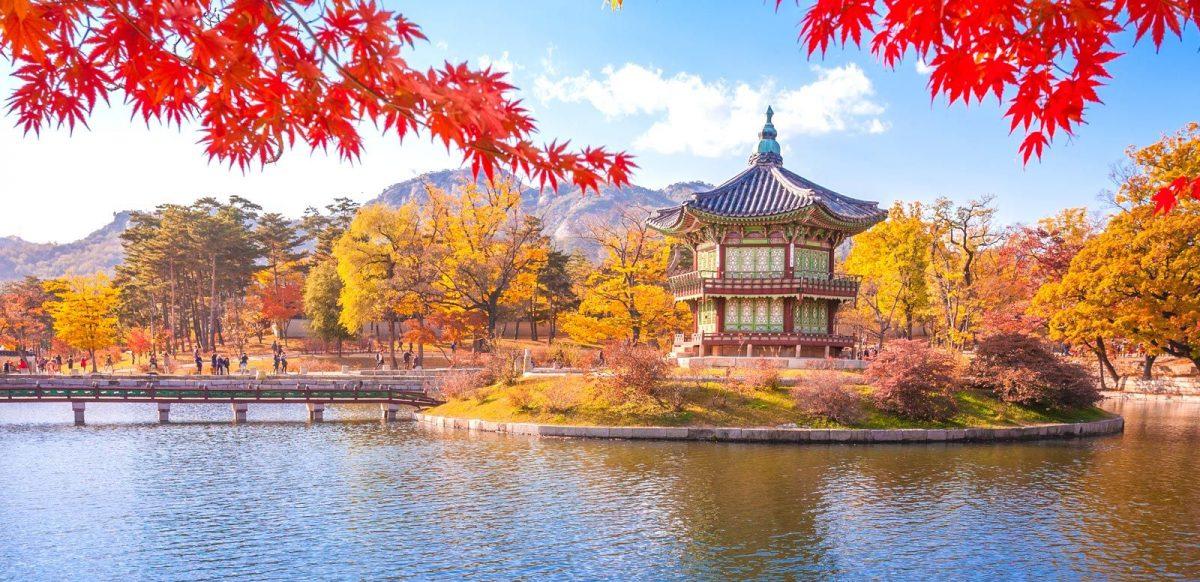 Paket Tour ke Korea Selatan 6 Hari 5 Malam September Musim Gugur (Autumn) 2018