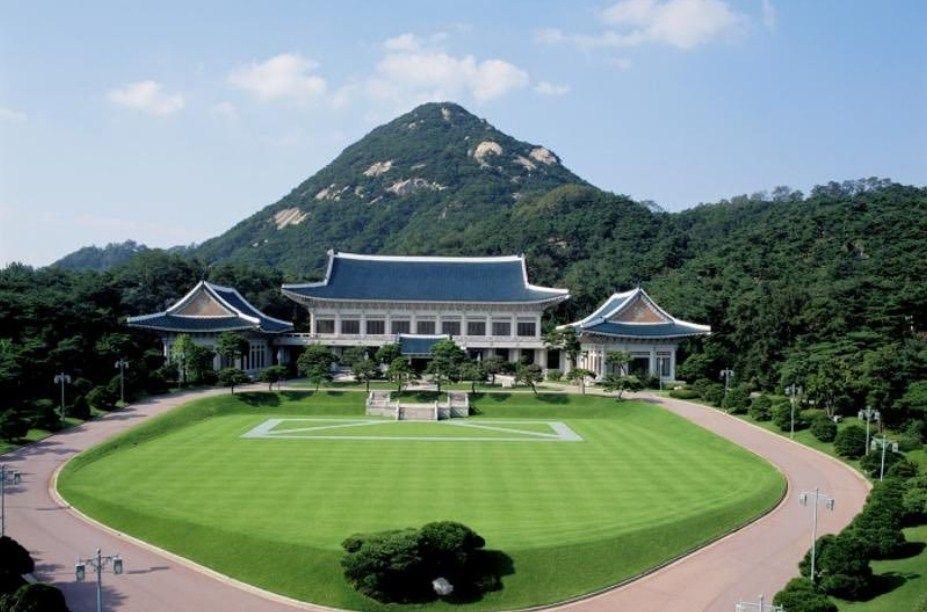 The Blue House (Cheong Wa Dae), Istana Kepresidenan Korea Selatan yang Megah