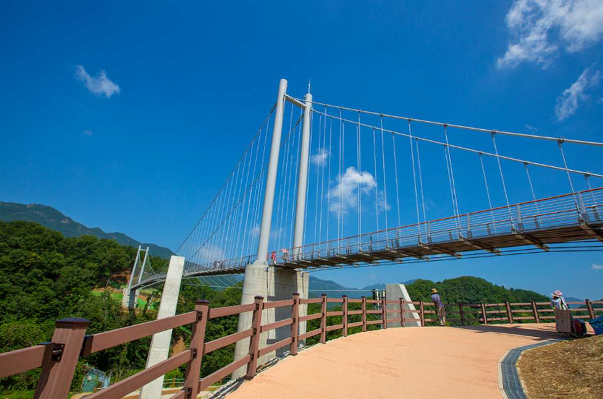 Hantan River Sky Bridge