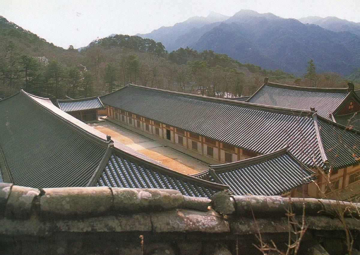 Haeinsa Temple Hapcheon