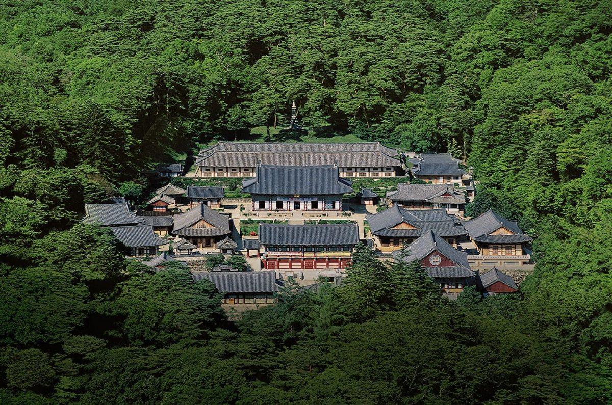 Kuil Haeinsa, Kuil Permata di Korea Selatan Sekaligus Rumah Bagi Tripitaka Koreana