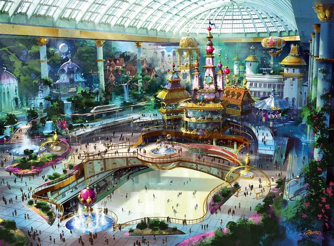 Lotte World Korea