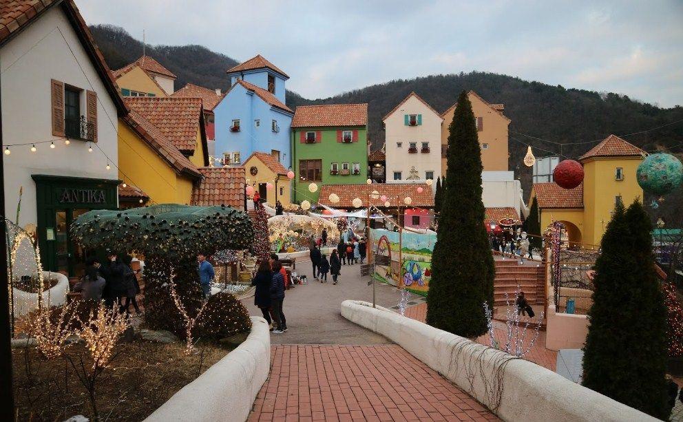 Petite France, Wisata Negeri Dongeng Ala Perancis di Korea Selatan