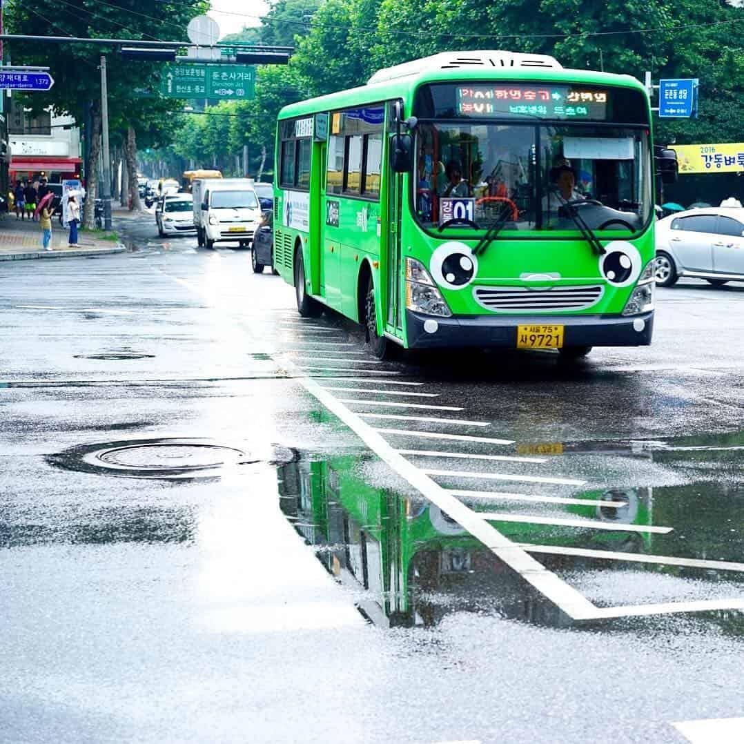 Bus Intra City