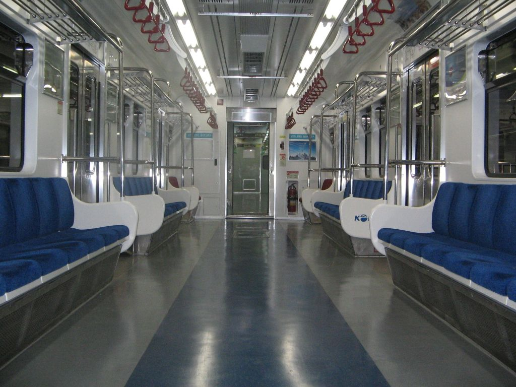 Subway atau Kereta Bawah Tanah